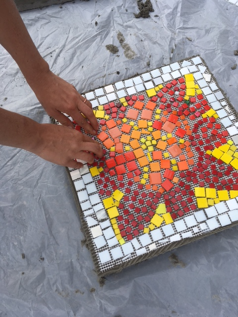 argenziano pavers sticking