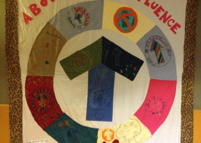Above The Influence Quilt