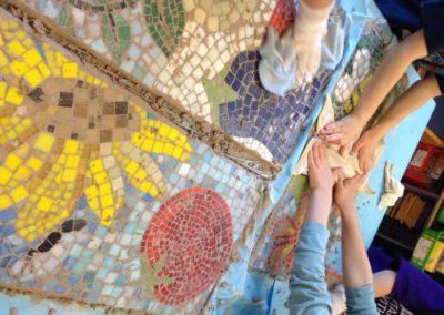 School Garden Mosaics