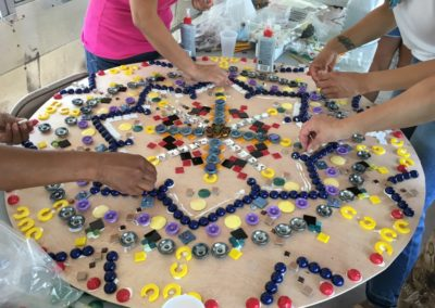 Mosaic Mandalas for Healing