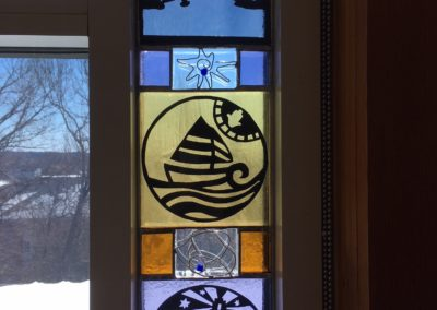 Interfaith Stained Glass Windows