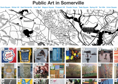 Somerville Public Art Map